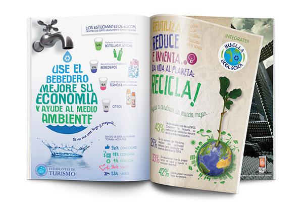 Infografías: Ecología